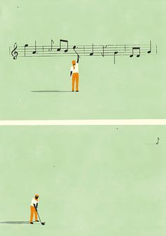 14 Clever Illustrations by Patrik Svensson   DeMilked ...These are awesome!!