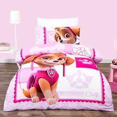 Paw Patrol bedding
