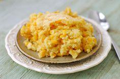 Thanksgiving Recipes Corn Casserole