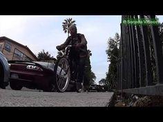 Ladrão foi roubar bicicleta eletrificada, Veja!