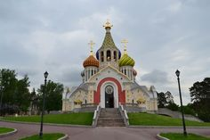 St Igor Church, Peredelkino, Moscow, Russia, photo 2