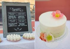 Chalkboard explaining cupcakes and cake flavors. Wedding Dress Film, Bohemian Wedding Dresses, Cupcake Photos, 100 Layer Cake, Botanical Wedding, Cake Flavors, Wedding Inspiration, Wedding Ideas, Modern Rustic