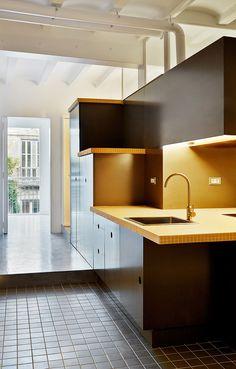 Reforma de una vivienda en el Barrio Gótico, Barcelona | ARQUITECTURA-G