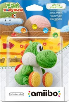 Yoshis Wooly World Green
