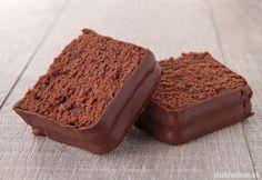 Tirolský čokoládový chlebíček