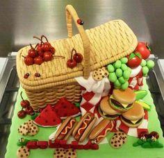 Cake Wrecks' Sunday Sweets to TREAT 'YO SELF! Do some out-doorsy stuff! 4/17/16