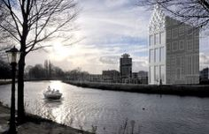 3DPRINTCANALHOUSE by DUS Architects