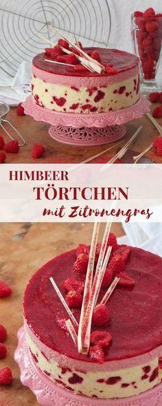 Zaubert euch den Sommer auf den Tisch mit diesem erfrischenden Himbeer-Zitronengras-Törtchen nach Matthias Ludwigs. Rezept & Anleitung gibt es hier!
