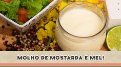 Molho de Mostarda e Mel - Receitas de Minuto EXPRESS #120
