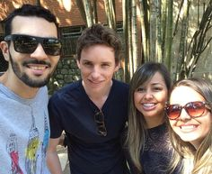 Addicted to Eddie: Fan adventures and more photos of Eddie from Rio