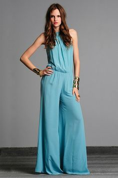 ALEXIS Macie Silk Jumpsuit by Non Specific on @HauteLook