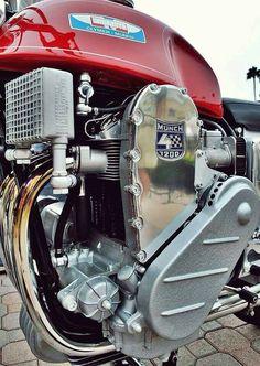 Munch with NSU engine