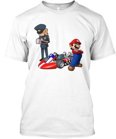 Oi White T-Shirt Front
