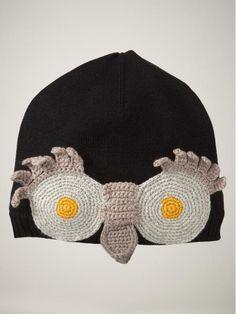 Halloween Owl costume #owl #Halloween #costume #hat #crochet