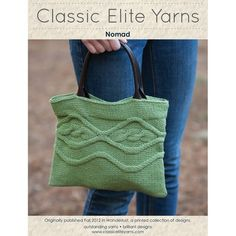 Classic Elite Yarns 9190 Nomad PDF in Bags at Webs