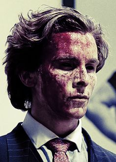 christian bale ~ American psycho