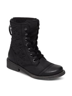 Croswell Lace-Up Boots ARJB700266 | Roxy
