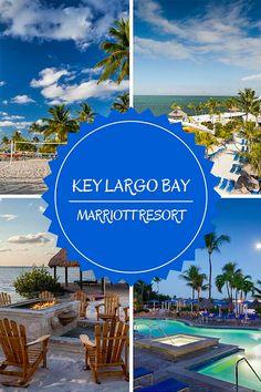 My Key Largo Bay Marriott Beach Resort Review!