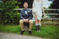 "Original, fun and quirky photographs by Amy B Photography. For more Alternative Wedding inspiration, check out the No Ordinary Wedding article ""20 Quirky Alternatives to the Traditional Wedding""  http://www.noordinarywedding.com/inspiration/20-quirky-alternatives-traditional-wedding-part-3"