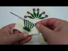 YouTube Crochet Baby Socks, Crochet Mittens Pattern, Crochet Slipper Pattern, Crochet Slippers, Crochet Patterns, Diy Crafts Crochet, Crochet Gifts, Crochet Projects, Wire Crochet