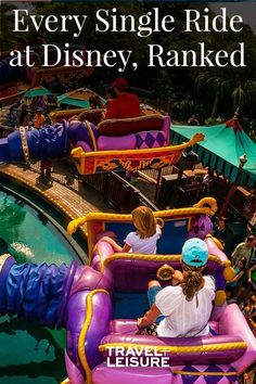 Every Single Ride at Walt Disney World, Ranked – Travel and Tourism Trends 2019 Disney World Resorts, Disney World Attractions, Disney World Secrets, Disney World Parks, Disney World Tips And Tricks, Disney Vacations, Disney Trips, Disney Worlds, Disney World Rides List