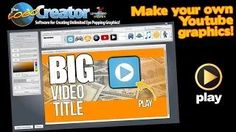 - YouTube Channel Art Maker. Are you on YouTube? Here\'s a way to stand out from the crowd: Check out this tutorial by Laughingbird Software and video guru Marc Sylvester.                          #entrepreneur #brandidentity #smallbusiness #socialmediatips #youtubevideo #youtubechannel