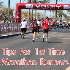 Tips for 1st time marathon runners... This is helpful motivation.... Except #18 eat beef? Wtf that is a weird one and no I will not eat beef and still run a marathon.