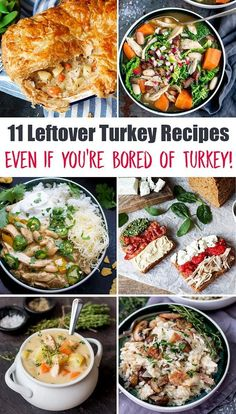 Roast Turkey leftover after Thanksgiving (or come Boxing day! How about one of these leftover turkey recipes? Perfect for using up that leftover turkey. Beef Recipes, Chicken Recipes, Healthy Recipes, Drink Recipes, Easy Thanksgiving Recipes, Christmas Recipes, Leftover Turkey Recipes, Turkey Chicken, Cupcakes