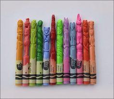 cool crayons.