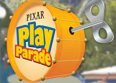 Disneyland Resort Viewing Tips: 'Pixar Play Parade' at Disney California Adventure Park
