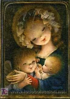 Virgen Renacentista.