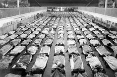 The 1918 flu pandemic, also known as the Spanish flu, spread around the world. The pandemic resulted in the deaths of 50-100 million people.   World War 1 is credited with helping the flu spread. Close quarters and troop movements quickened in speed and increased in number its transmission.