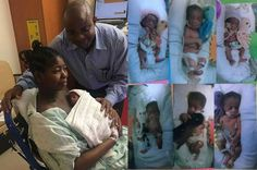 Blaquey blog : Nigerian Woman delivers Sextuplets after 17 years ...