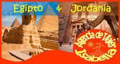 EGIPTO Y JORDANIA  Viaja al Medio Oriente con Agencia de Viajes Isabella   12 días / 11 noches   Programa Incluye:  • Llegada y asistencia en los aeropuertos internacionales de El Cairo y Amán.  • Traslado aeropuerto / hotel / barco del crucero y viceversa en vehículo privado con aire a condicionado.  • Alojamiento 4/3 noches a bordo del crucero por el Nilo de 5 * con pensión completa (desayuno, almuerzo y cena).  • Alojamiento 3/4 noches en El Cairo incluyendo el desayuno.  • Alojamiento 4…