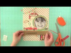 Seeing Double: Special Day Layout & Gift Box