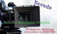 Nevada's medical marijuana program has a Youtube channel
