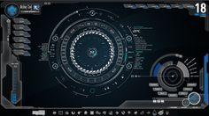deviantART: More Like Spaceship Cockpit HUD by