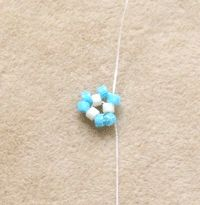 How to Make a Peyote Stitch Triangle - Beading Daily.  #Seed #Bead #Tutorials