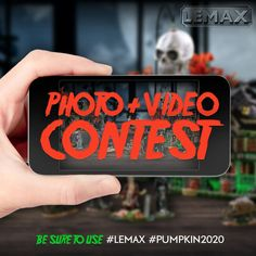 Join the fun celebrating the 20th Anniversary of Lemax Spooky Town by entering this Photo & Video Contest.  Five winners will receive a Banshee's Boo-B-Traps, Sights & Sounds piece. Video Contest, Halloween Photos, Sight & Sound, 20th Anniversary, Photo And Video, Fun, Halloween Pictures, 20th Birthday, 20 Year Anniversary