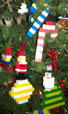 It's beginning to Lego Christmas....