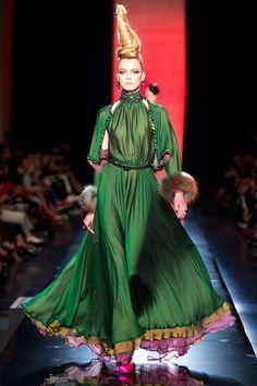 Jean Paul Gaultier Haute Couture FW13/14