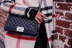 VivaLuxury - Fashion Blog by Annabelle Fleur: PLAID IN SAN LUIS OBISPO