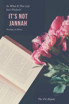 It's not Jannah