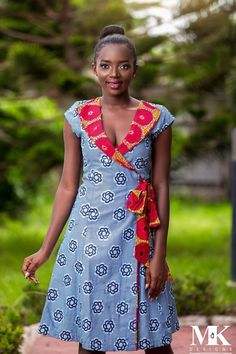Do you want to add simple ankara styles to your wardrobe but you don't know which style to add? Find all your simple ankara styles that are worthy here! African Dresses For Women, African Print Dresses, African Print Fashion, African Attire, African Wear, African Fashion Dresses, African Women, African Prints, African Style
