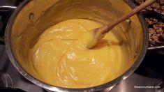 cum se face crema de vanilie pentru tort egiptean (4) Cake Recipes, Dessert Recipes, Desserts, Romanian Food, Food Cakes, Caramel, Good Food, Goodies, Easy Meals