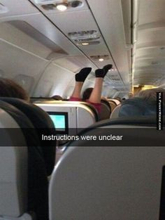 Instructions were unclear. | 26 Pictures Guaranteed To Make You Laugh Every Time