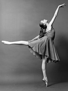 Suzanne Farrell, 1964