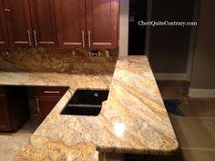 yellow river granite google search kitchen pinterest