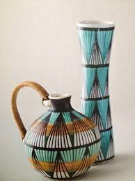 Nordic Design, E Design, Scandinavian Design, Pottery Vase, Ceramic Pottery, Ceramic Art, Italian Pottery, Pottery Designs, China Painting