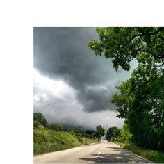 Cielo in burrasca / stormy sky